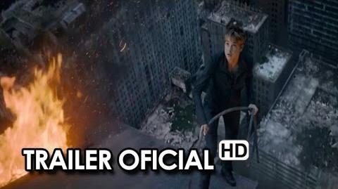 LA SERIE DIVERGENTE INSURGENTE Teaser Trailer español (2015) HD