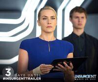 3 días trailer oficial Insurgente