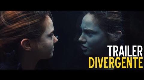 DIVERGENTE - Trailer 2 doblada al Español (Oficial)