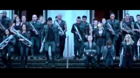 Imagine Dragons- Warriors (The Divergent Series Insurgent Soundtrack)