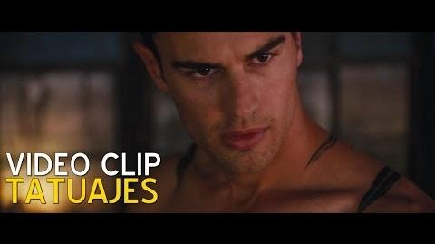DIVERGENTE - Movie Clip 1 Tatuajes (Subtitulado al español) Oficial