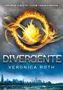 Portada de Divergente