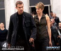 4 días trailer oficial Insurgente