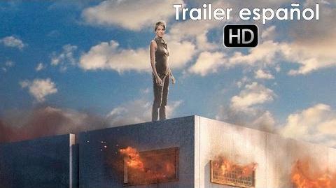 La serie Divergente Insurgente - Trailer español (HD)