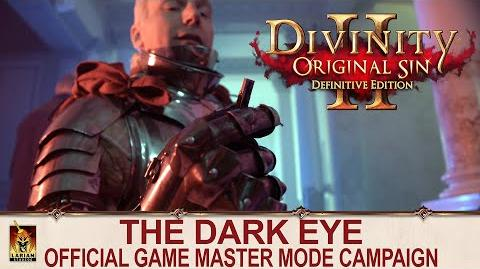 Divinity Original Sin 2 The Dark Eye - Official Game Master Mode Campaign