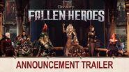 Divinity Fallen Heroes - Announcement Trailer