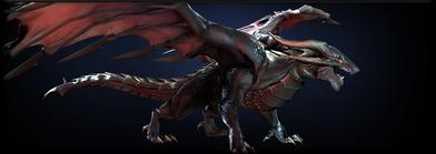 Дракон мечей