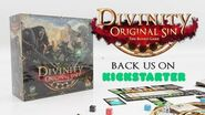 Divinity Original Sin goes analogue! Board Game Kickstarter Video