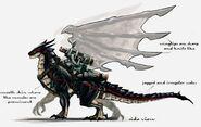 Sabre Dragon Concept DDC