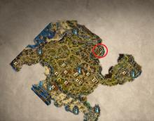 Cave location