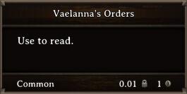 DOS Items Quest Vaelanna's Orders.jpg