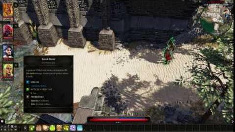 Divinity- Original Sin 2 - Geomancer- Fossil Strike