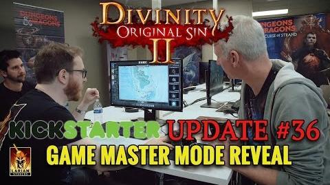 Divinity- Original Sin 2 - Update 36- Game Master Mode Reveal