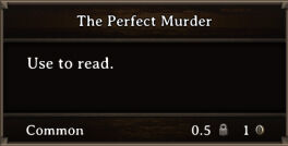 DOS Items Quest The Perfect Murder.jpg