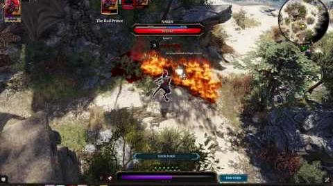 Divinity- Original Sin 2 - Spell- Decaying Touch
