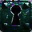 DOS GP Keyhole Door A.png