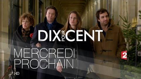 Dix Pour Cent bande-annonce-0