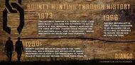 Historical Bounty Hunters
