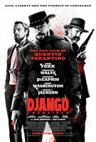Django unchained poster life liberty pursuit of vengeance