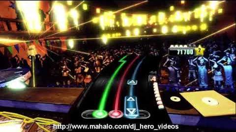 DJ Hero - Expert Mode - We Will Rock You vs. Robot Rock