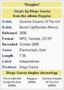 Reggina(Single)