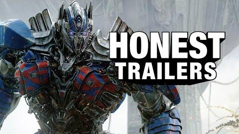 Honest Trailers - Transformers The Last Knight