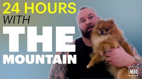 24 Hours With The Mountain