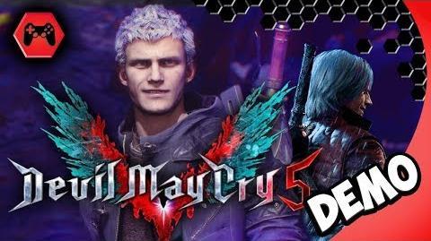 ИГРАЕМ В DEVIL MAY CRY 5 - ДЕМО ВЕРСИЯ - Devil May Cry 5 - Геймлей - Демо-версия