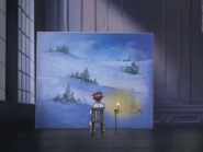 Episode 22 Daisuke paints for the SHoT