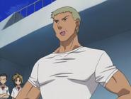 Episode 17 Keiji Saga and Funabashi cameo