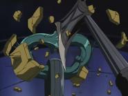 Episode 26 Hiwatari breaks the skull