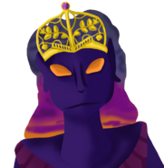 FeywildeBall - Queen bust