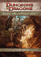 Forgotten Realms Player's Guide Cover