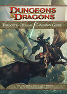 Forgotten Realms Campaign Guide front cover
