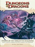 Heroes of the Forgotten Kingdoms front cover