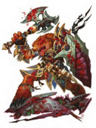 4e Blood-Crazed Berserker