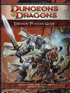 Eberron Player's Guide front cover