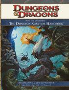 Dungeon Survival Handbook front cover