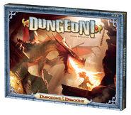 Dungeon! 2012 box