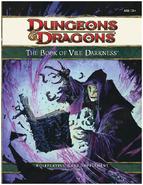 Book of Vile Darkness Cover - Wayne Reynolds