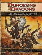 Dark Sun Campaign Setting front cover