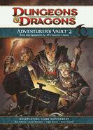 Adventurer's Vault 2 front cover