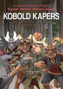 Kobold Kapers Poster