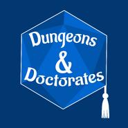 Dungeons & Doctorates Logo