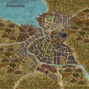 Firamustus City Map
