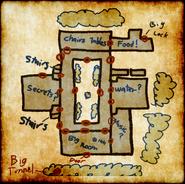 Clinker's Heist Map