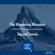 Tea and Travels Cover Art