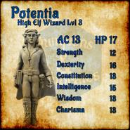 Potentia lvl3
