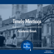 Timely Meetings Cover Art