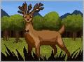 Forest - Trihorn Deer